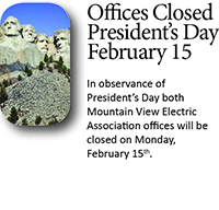 Presidents Day Office Closure