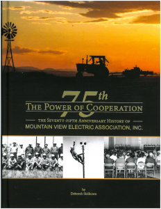 75th Anniversary History Book
