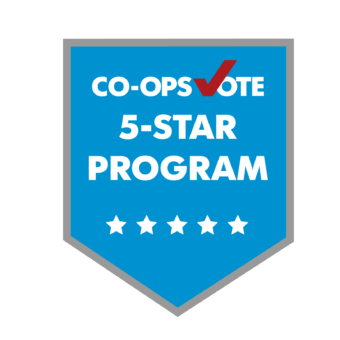 Co-ops Vote 5-Star Program
