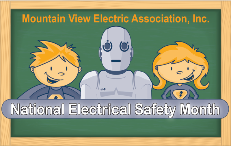 Mountain View National Electrical Safety Month
